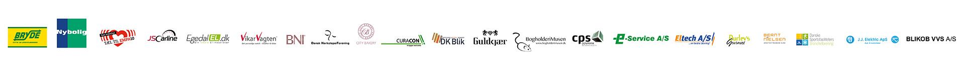 Klæbel Grafisk Design identitet rød tråd, FORSIDE, Klæbel grafisk design & tryk, Klæbel grafisk design & tryk
